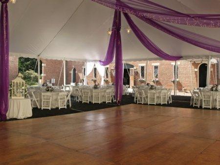 Wedding Planning - Dance Floor Rental