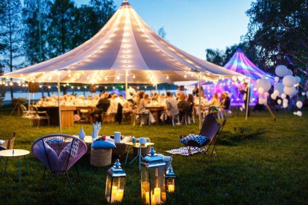 Wedding Planning - Wedding Tent Rentals