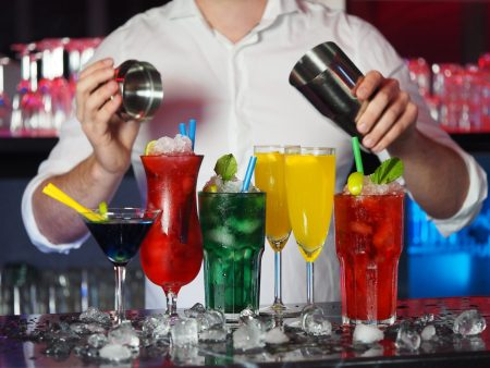 Bartender Rental for Weddings and Events