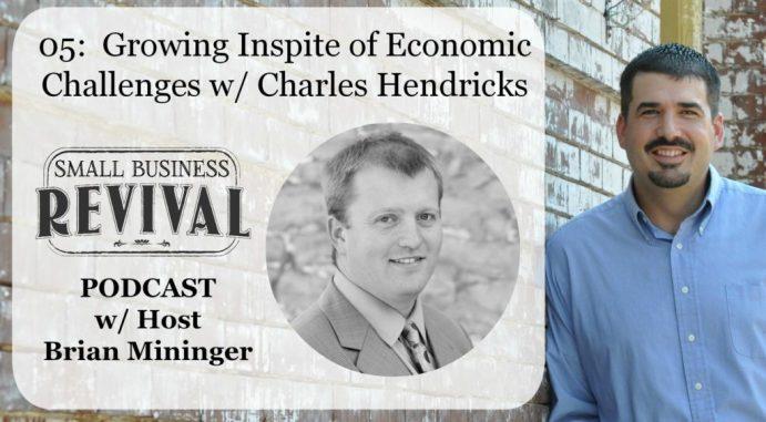 Podcast cover Template Charles Hendricks