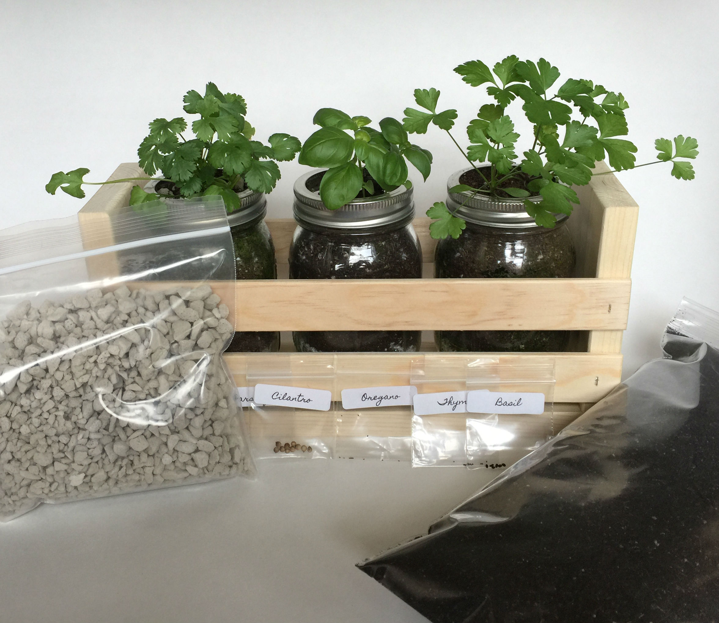 ... Herb Garden Kit. Sale!