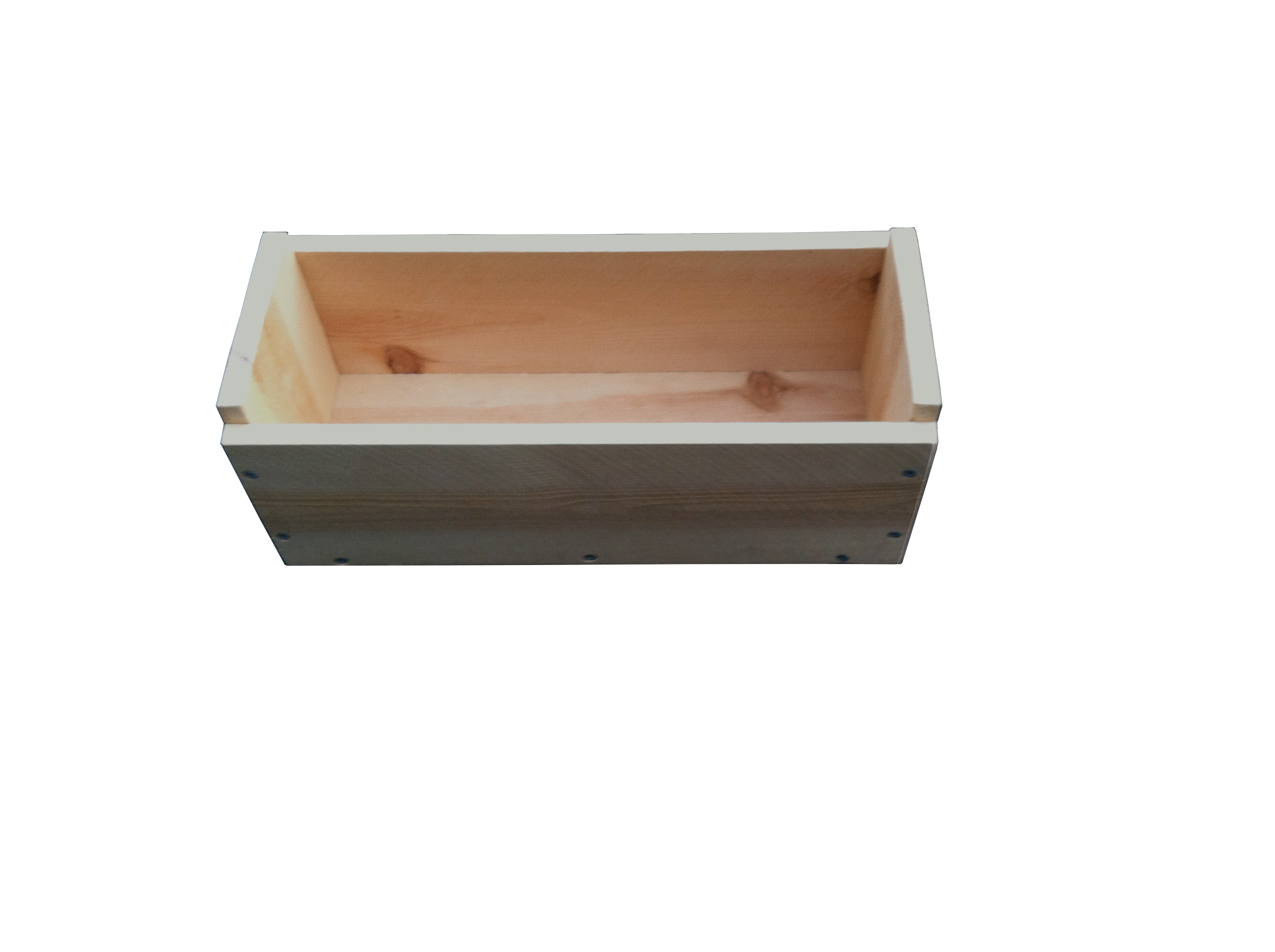 16u2033 cedar rectangle planter box
