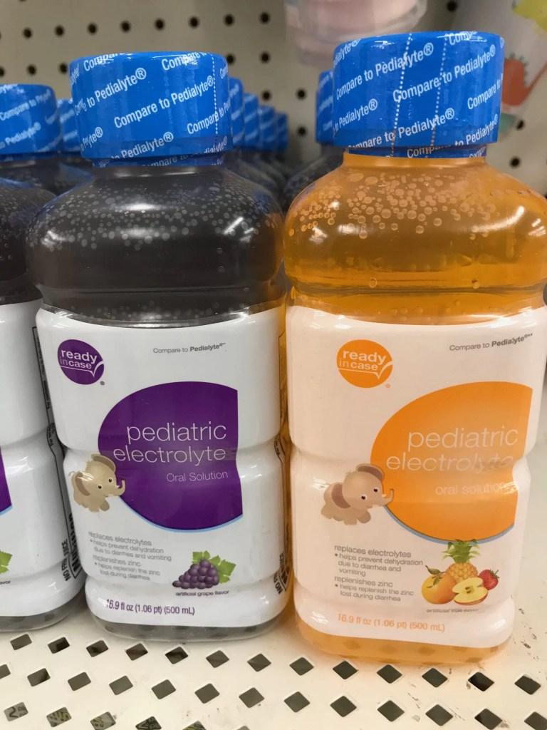 Pedialyte - Dollar Store Chicken Supplies
