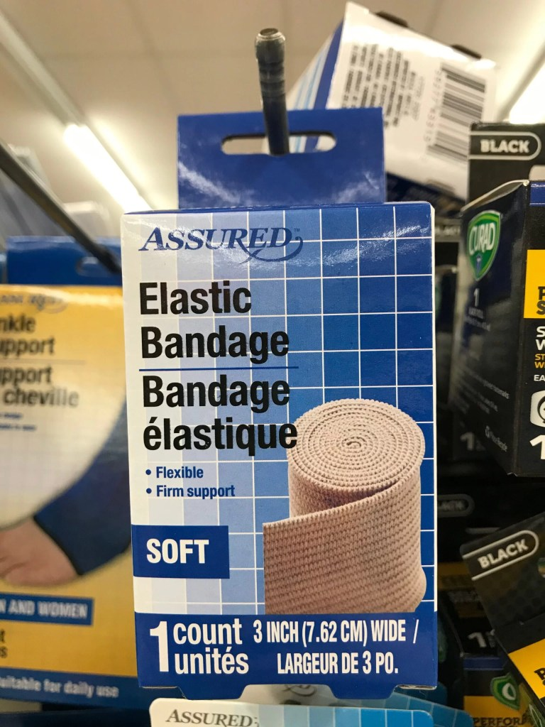 Ace Wrap - Elastic Bandage - Dollar Store Chicken Supplies