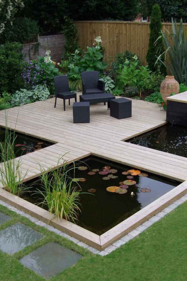 Koi Pond Designs - Landscaping Gazette Online on Koi Ponds Ideas  id=69752