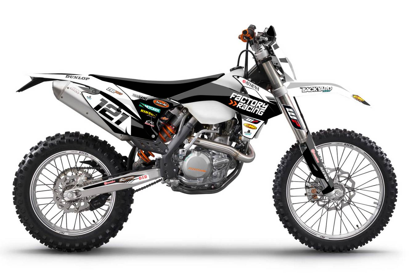 Ktm Exc F Xf W 250 350 450 500