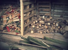 Pallet wood store #1
