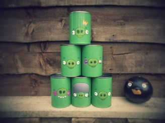 Angry birds tin can alley