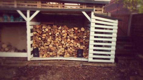 Wood store #1