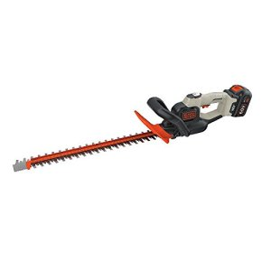 BLACK+DECKER 60V MAX Cordless Hedge Trimmer