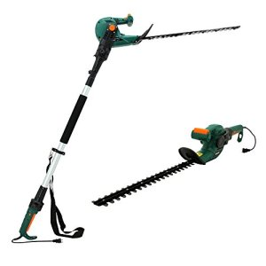 DOEWORKS Corded 5 AMP Multi-Angle Cutting 3 in 1 Long Reach