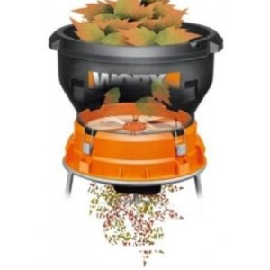 WORX 13 Amp Foldable Bladeless Electric Leaf Mulcher WORX WG430 13 Amp Foldable Bladeless Electric Leaf Mulcher.