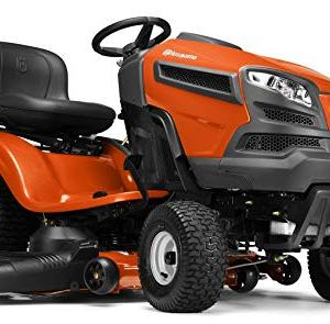 Husqvarna 48 in. 24 HP Briggs & Stratton Hydrostatic Riding Mower