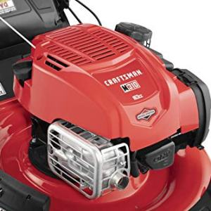 Craftsman 163cc Briggs & Stratton exi 21-Inch 3-in-1 RWD Craftsman M310 163cc Briggs & Stratton 725 exi 21-Inch 3-in-1 RWD Self-Propelled Gas Powered Lawn Mower with Bagger.