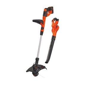 BLACK+DECKER 40V MAX Lithium String Trimmer/Sweeper Combo Kit