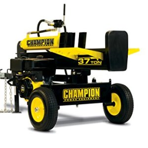 Champion 37-Ton Horizontal/Vertical Full Beam Gas Log Splitter