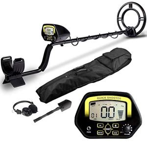 AMYSPORTS Waterproof Accuracy Metal Detector Professional