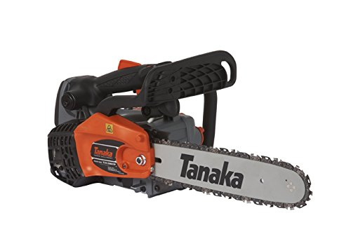 Tanaka 32.2cc 14-Inch Top Handle Chain Saw with Pure Fire Engine