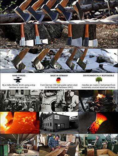 Helko Werk Germany Black Forest Woodworker Axe 1844 Helko Werk Germany Black Forest Woodworker Axe.