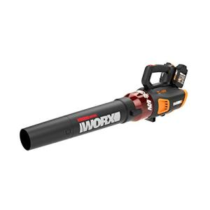 WORX 40V (2.5Ah) Power Share TURBINE Blower, 430 CFM