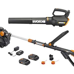 Cordless String Trimmer & TURBINE Blower Combo Kit