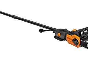 "WORX 8 Amp 10"" 2-in-1 Electric Pole Saw & Chainsaw"