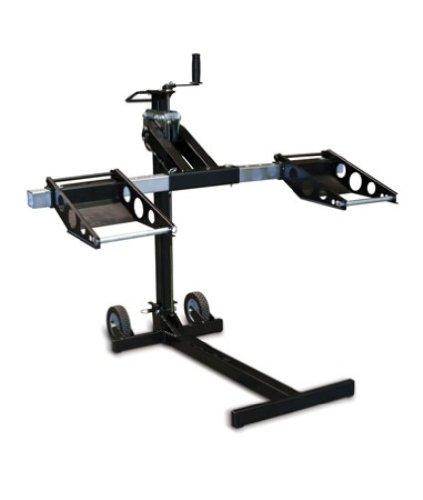 MoJack XT - Residential Riding Lawn Mower Lift, 500lb Lifting Capacity