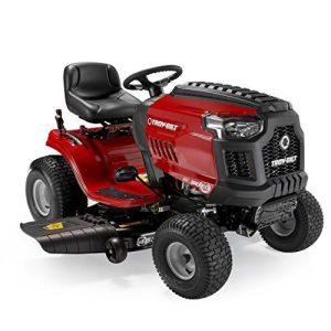 Troy-Bilt 540cc Briggs & Stratton Intek Automatic Troy-Bilt 540cc Briggs & Stratton Intek Automatic 46-Inch Riding Lawnmower.