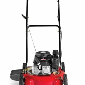 Yard Machines 132cc 20-Inch Push Gas Lawn Mower Yard Machines 132cc 20-Inch Push Gas Lawn Mower.