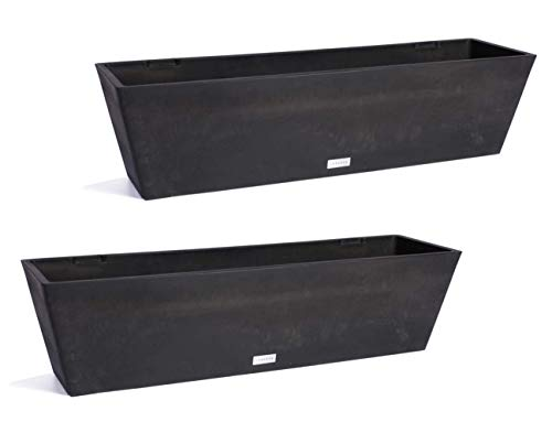 Veradek Window Box Planter - 2 Pack