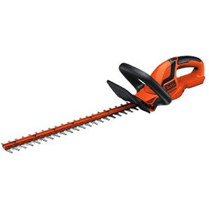 BLACK+DECKER 20V MAX Cordless Hedge Trimmer