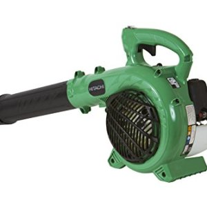 Hitachi Gas Powered Leaf Blower, Handheld, Lightweight Hitachi RB24EAP Gas Powered Leaf Blower, Handheld, Lightweight, 23.9cc 2 Cycle Engine, Class Leading 441 CFM, 170 MPH, Commercial Grade, 7 Year Warranty.