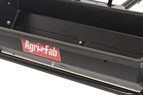 Agri-Fab 100 lb. Tow Spiker/Seeder/Spreader, Black Agri-Fab 45-0543 100 lb. Tow Spiker/Seeder/Spreader, Black.