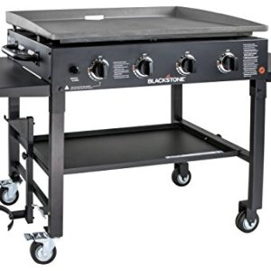 Blackstone 1554 Station-4-burner-Propane Fueled-Restaurant Grade-Professional