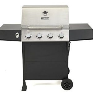 Cuisinart Full Size Gas Grill, Four-Burner