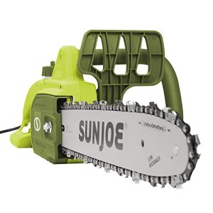 Sun Joe 14-inch 9-Amp Tree Limb Master Electric Handheld Chainsaw