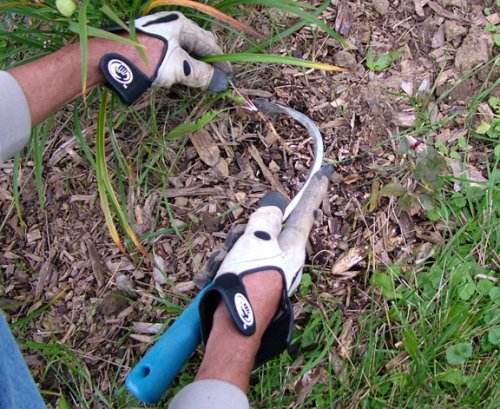 CobraHead Original Weeder & Cultivator Garden Hand Tool CobraHead Original Weeder & Cultivator Garden Hand Tool - Forged Steel Blade - Recycled Plastic Handle - Ergonomically Designed for Digging, Edging & Planting - Gardeners Love Our Most Versatile Tool.