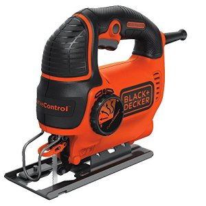 BLACK+DECKER Smart Select Jig Saw, 5.0-Amp