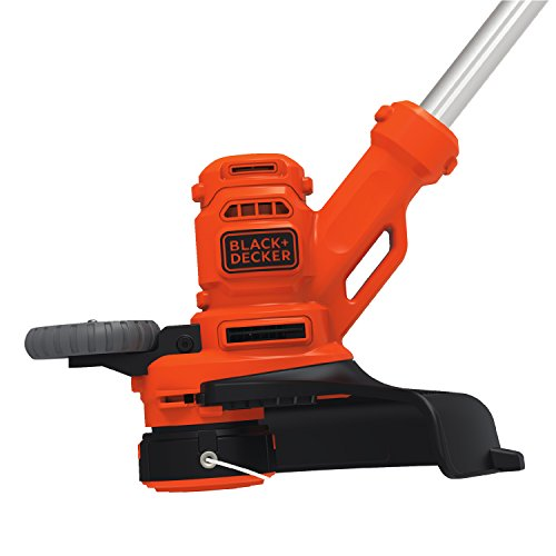 BLACK+DECKER 6.5 Amp 14 in. AFS Electric String Trimmer/Edger BLACK+DECKER BESTA510 6.5 Amp 14 in. AFS Electric String Trimmer/Edger.