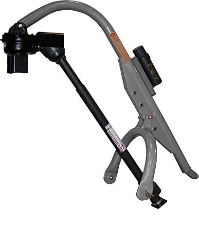 Dirty Hand Tools | Model 110 Three-Point Hitch Post Hole Digger
