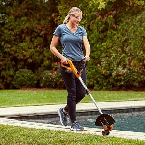 WORX Cordless String Trimmer& Blower Combo, 20V 2 batteries