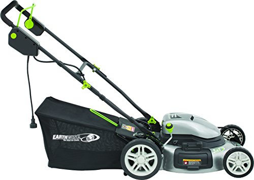 Earthwise 20-Inch 12-Amp Corded Electric Lawn Mower
