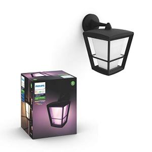 Philips Hue Econic Smart Outdoor White & Color Wall Lantern