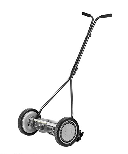 American Lawn Mower Company 16-Inch 5-Blade Push Reel Lawn Mower