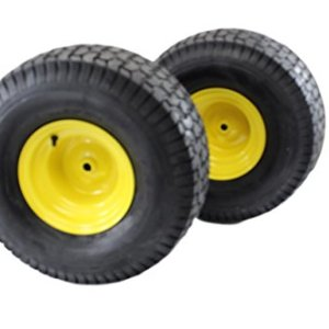 Antego Tire & Wheel (Set of 2) 20x10.00-8 Tires & Wheels 2 Ply