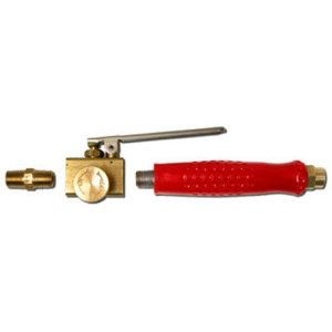 Red Dragon Squeeze Valve with Adjustable Pilot and Torch Handle Kit