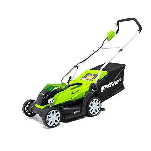 GreenWorks Lawn Mower, 14 inch