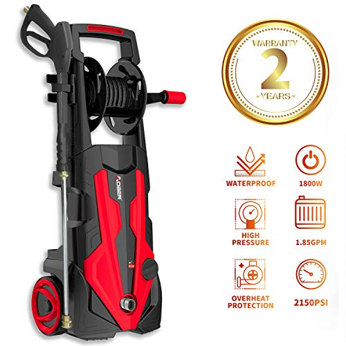 AOBEN Electric Pressure Washer, PSI 1.85 GPM Power Washer