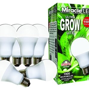 Miracle LED (150W) Ultra Grow Lite, Full Spectrum Hydroponic Plant Growing