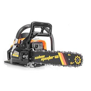 SALEM MASTER 42CC 2-Cycle Gas Powered Chainsaw, 14-Inch Chainsaw